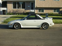 1988 Toyota MR2 picture   My MR2 with my new Konig brightlite rims., exterior, gallery_worthy