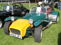 1973 Caterham Seven Overview