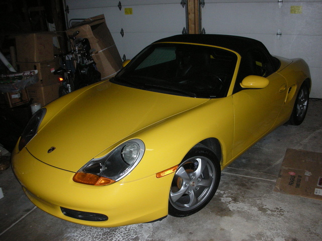 Picture of 2002 Porsche Boxster Base, exterior, gallery_worthy