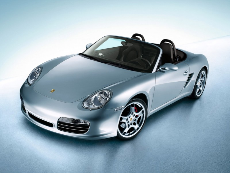 Picture of 2008 Porsche Boxster Limited Edition S, exterior