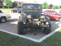 Picture of 1995 Jeep Wrangler Sahara, exterior