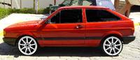 1994 Volkswagen Gol Overview