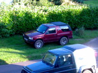 Picture of 1995 Vauxhall Frontera, exterior