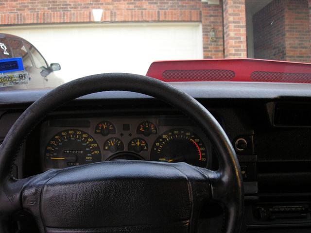 1992 Chevrolet Camaro Interior Pictures Cargurus