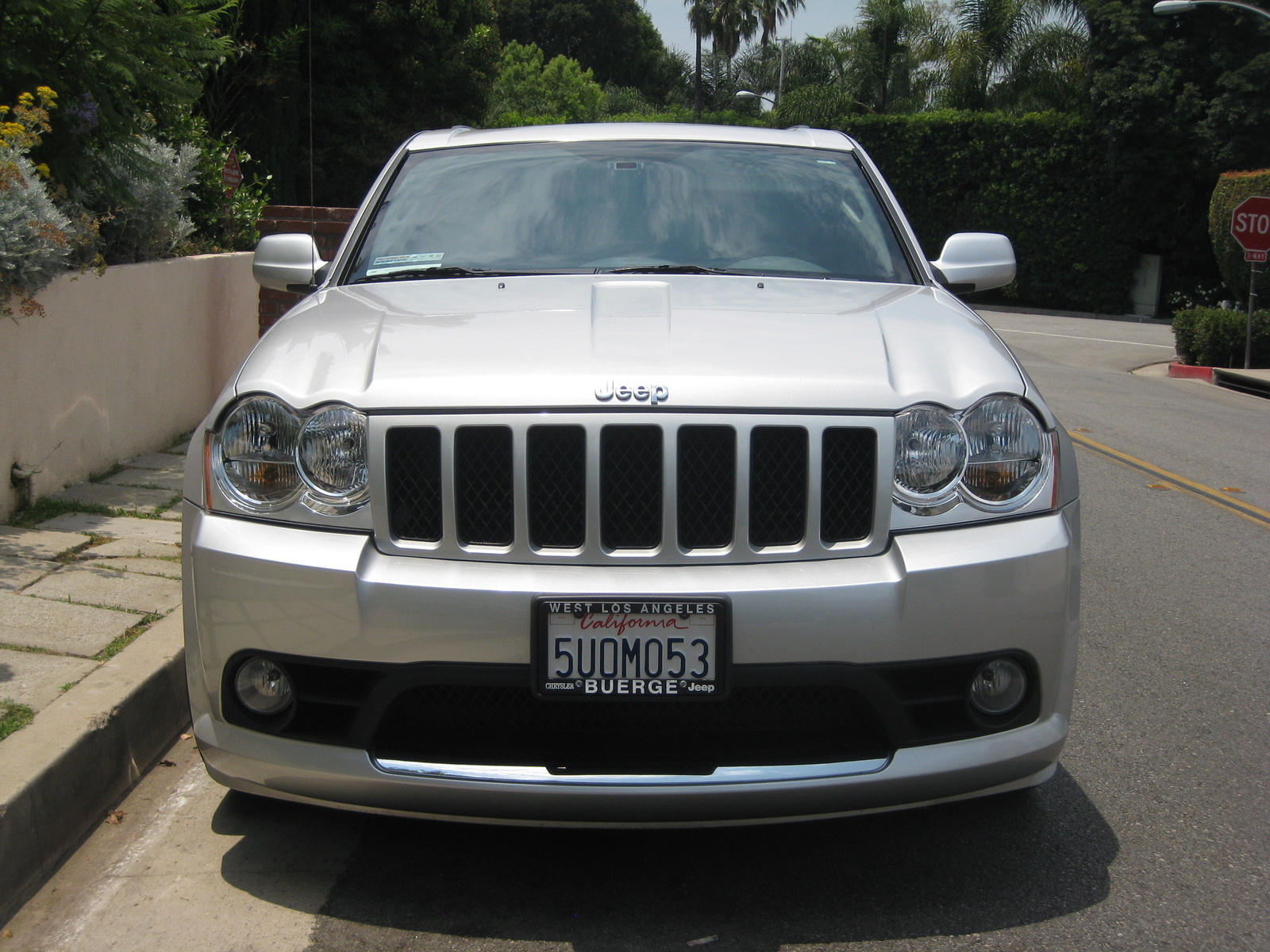 picture of 2006 jeep grand cherokee srt8 exterior. Cars Review. Best American Auto & Cars Review