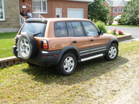Picture of 1998 Toyota RAV4 4 Door AWD, exterior, gallery_worthy