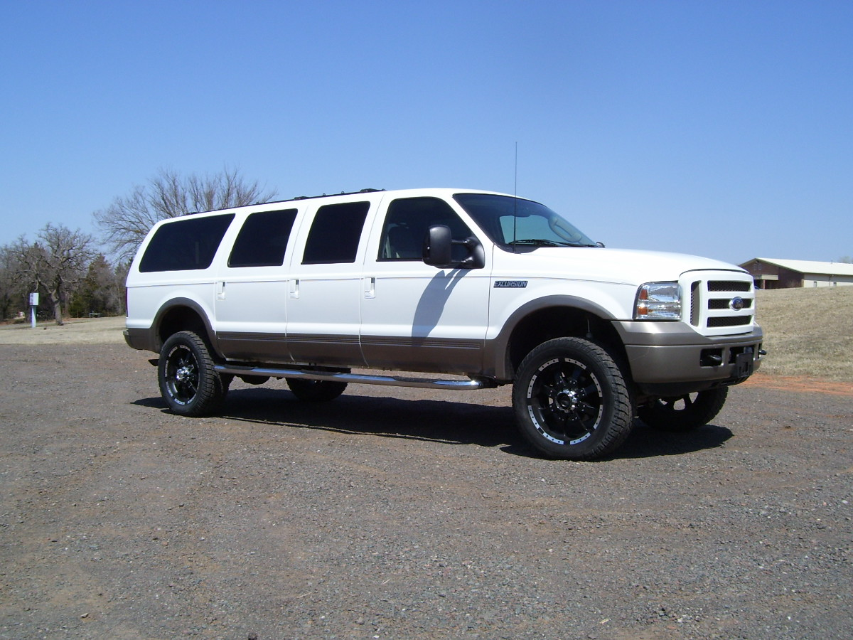 2005 ford excursion pictures cargurus. Black Bedroom Furniture Sets. Home Design Ideas
