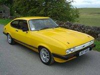 1982 Ford Capri, Ford Capri 4.5 V8, exterior, gallery_worthy