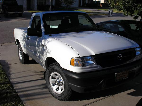 2008 Mazda B-Series Truck B2300 picture, exterior