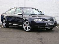 Picture of 2002 Audi A6 2.7T Quattro, exterior