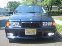 1996 BMW 3 Series 328i Convertble, 1996 BMW 328 328i picture, exterior