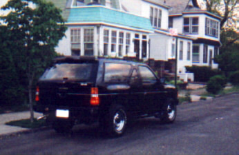 Picture of 1989 Nissan Pathfinder, exterior, gallery_worthy