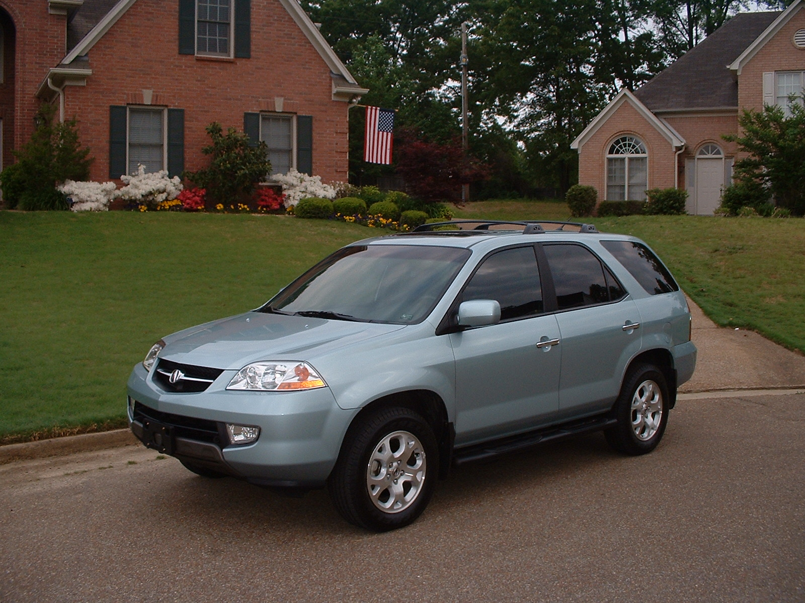 2002 Acura MDX Touring - Pictures - 2002 Acura MDX Touring picture ...