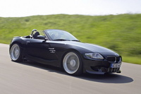 2008 BMW Z4 M Roadster picture, exterior