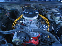 Picture of 1984 Chevrolet S-10, engine