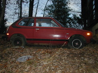 1978 Honda Civic picture, exterior