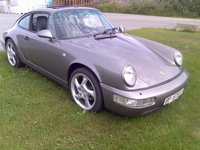 Picture of 1990 Porsche 911 Carrera 4 AWD, exterior