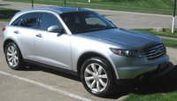 Picture of 2003 INFINITI FX45 AWD, exterior, gallery_worthy