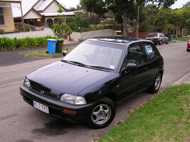 Picture of 1995 Daihatsu Charade, exterior, gallery_worthy