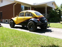 1975 Volkswagen Beetle Picture Gallery