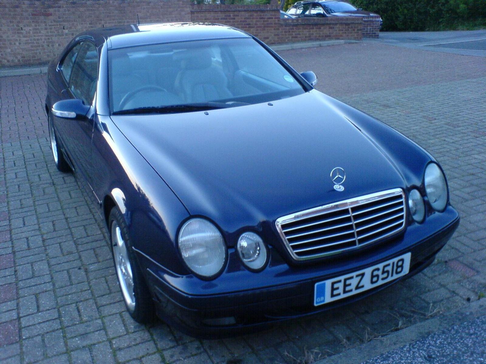 99 mercedes benz clk320 review for Mercedes benz clk320