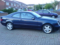 Picture of 1999 Mercedes-Benz CLK-Class 2 Dr CLK320 Coupe, exterior