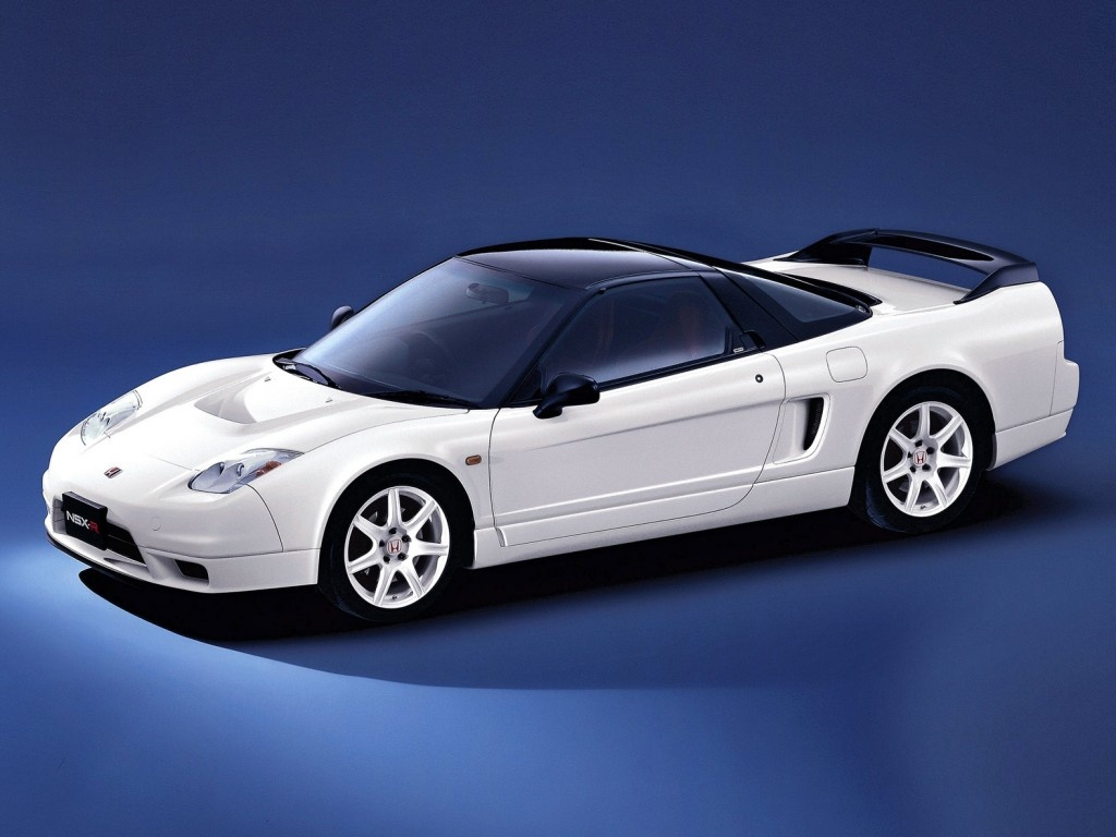 2002 Acura NSX Overview CarGurus