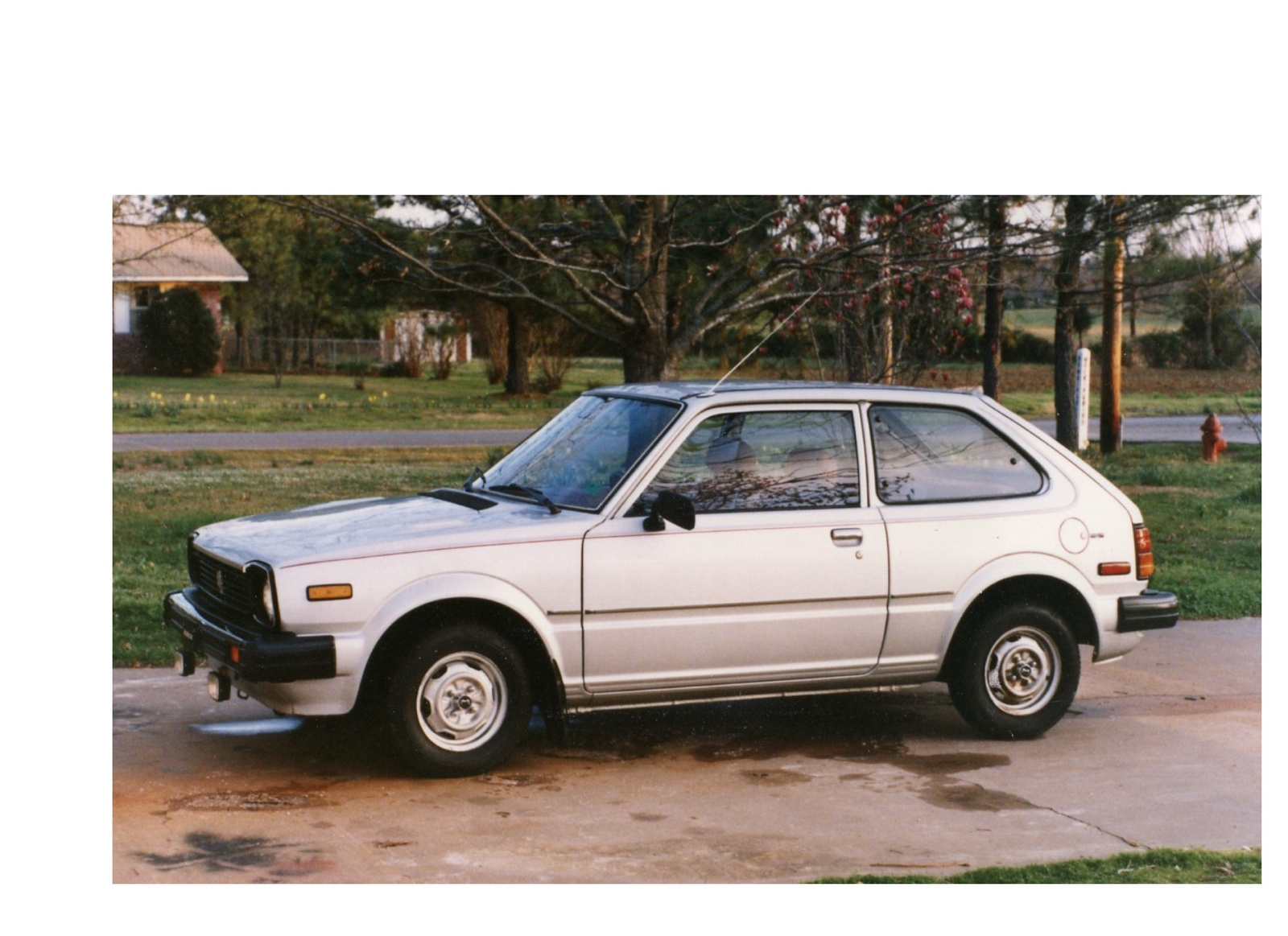1978 Honda Accord Hatchback GL related infomation