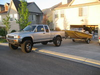 Picture of 1990 Toyota Pickup, exterior, gallery_worthy