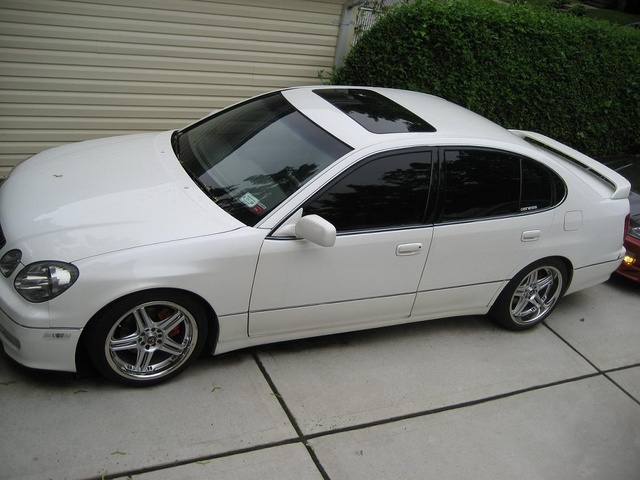 Picture of 2000 Lexus GS 400 Base, exterior