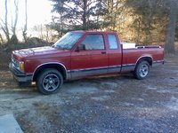 Picture of 1993 Chevrolet S-10 2 Dr Tahoe Extended Cab SB, exterior