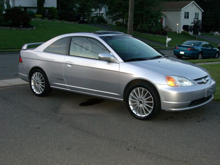 2001 Honda Civic EX Coupe picture