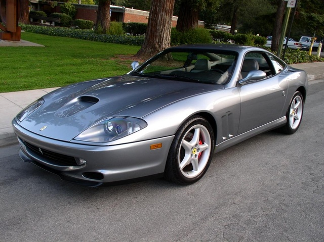 2001 ferrari 550 pictures cargurus. Black Bedroom Furniture Sets. Home Design Ideas