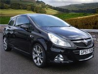 2007 Vauxhall Corsa Overview