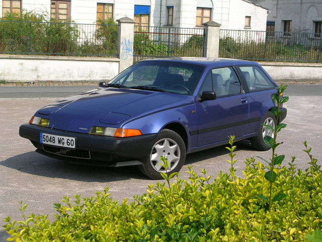 Picture of 1992 Volvo 480, exterior