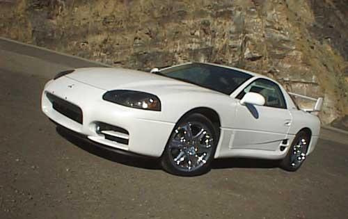 1999 Mitsubishi 3000gt Pictures Cargurus