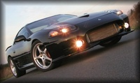 Picture of 1999 Mitsubishi 3000GT 2 Dr VR-4 Turbo AWD Hatchback, exterior