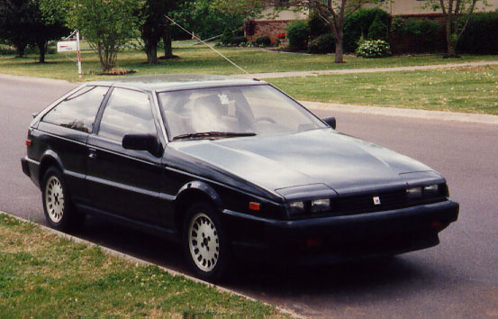 Picture of 1984 Isuzu Impulse, exterior
