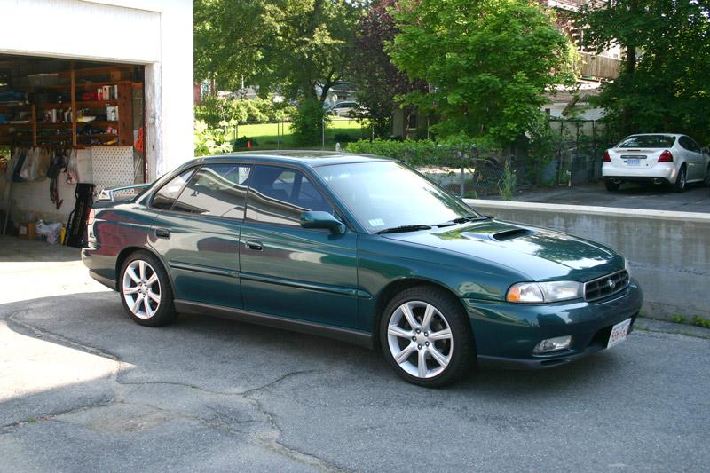 1998 Subaru Legacy Exterior Pictures Cargurus