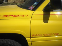 Picture of 2000 Dodge Ram 1500 SLT Quad Cab 4WD, exterior, gallery_worthy