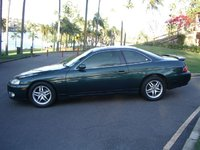 1996 Lexus SC 400 Overview