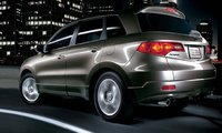2009 Acura RDX, 09 Acura RDX, exterior, manufacturer, gallery_worthy
