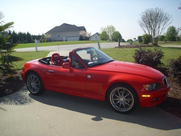 bmw z3 1996. 1996 BMW Z3 Bmw Z3