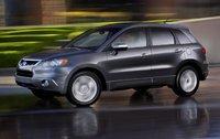 2009 Acura RDX, exterior, manufacturer