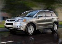 2009 Acura RDX, exterior, manufacturer, gallery_worthy