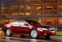 2009 Acura RL, exterior, manufacturer