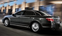 2009 Acura RL, side view, exterior, manufacturer