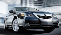 2009 Acura RL, front view, exterior, manufacturer