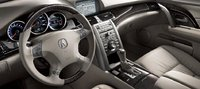 2009 Acura RL, dashboard, manufacturer, interior