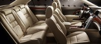 2009 Acura RL, seating, manufacturer, interior